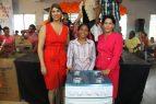 Damas Solidarias realiza encuentro con 1500 madres