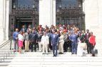 Estudiantes diplomado UFHEC visitan OEA y el Congreso de EU
