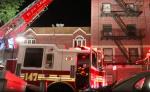 NUEVA YORK: Dos muertos por un incendio en vivienda de Brooklyn