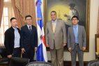 Constructores chinos interesados en mercado dominicano