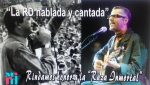 "Cantante Manuel Jiménez rendirá tributo a la ""Raza Inmortal"""
