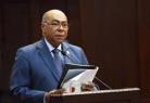 COREA: Ray Guevara asiste a congreso derecho constitucional