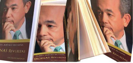 Rubén Jiménez Bichara presentará su obra 'Páginas Revueltas'