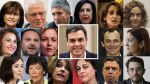 ESPAÑA: Pedro Sánchez anuncia los nombres de su nuevo Gobierno