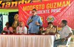 """Modesto Guzmán: """"el que quiere ser presidente del PRSC que visite y reciba a los dirigentes reformistas"""""""