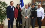 JARABACOA: Ministro Interior respaldaConsejo Empresarial