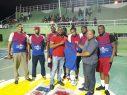 SDO: Carlos Trinidad entrega uniformes a equipo de Bayona