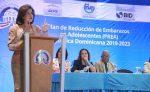 Margarita Cedeño: Embarazos en adolescentes amenaza desarrollo