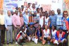SPM gana el Torneo Nacional de Atletismo Escolar