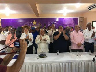 AZUA: PLD rechaza acusaciones de LGBT contra senador Calderón