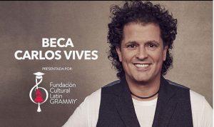 Carlos Vives: Exito de un músico debe servir para todos
