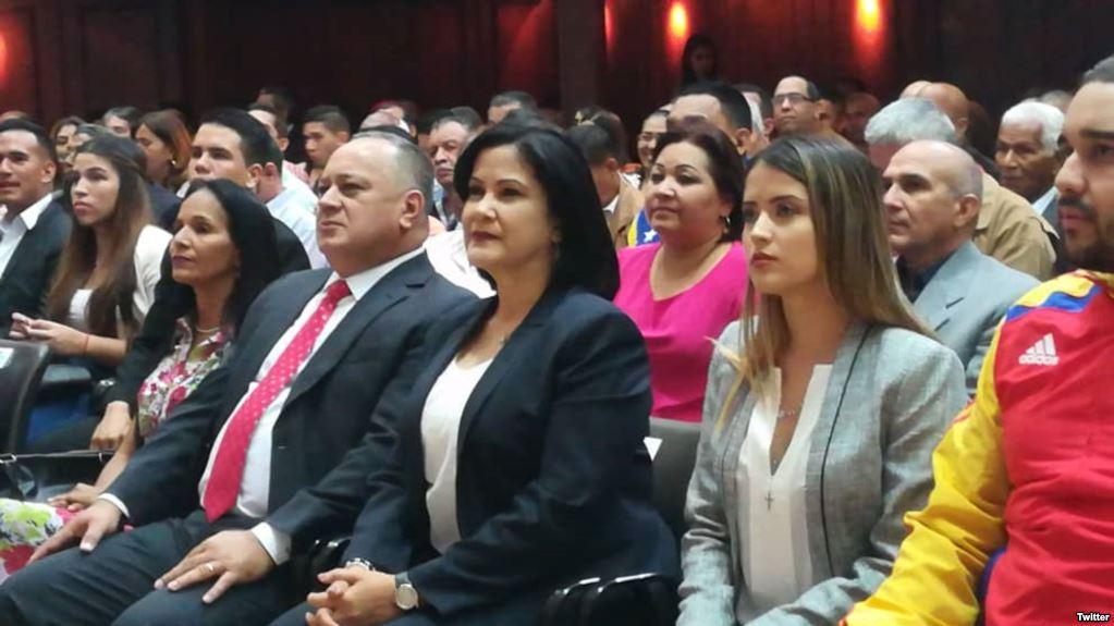 Constituyente de Venezuela elige a Diosdado Cabello como nuevo presidente