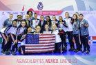 EEUU vence a R.Dominicana y gana el título NORCECA