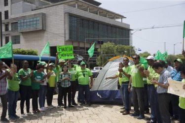 Colectivo dominicano se manifiesta por segundo día por caso Odebrecht