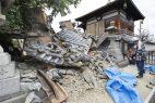 JAPON: Otro terremoto de 6.1 grados deja muertos y 307 heridos