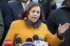 Senadora Alcántara somete proyecto protegería inmigrantes