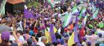 Leonel continúa recorridos por sectores de Santo Domingo