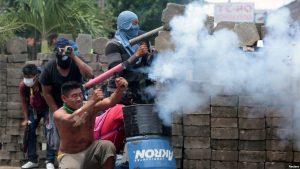NICARAGUA: Violencia regresa tras suspensión conversaciones de paz