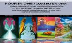 Cuatro artistas RD expondrán en el Comisionado de Cultura