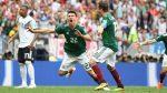 MUNDIAL DE FUTBOL: México hace historia al vencer Alemania
