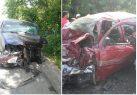 Tres muertos, dos heridos, al chocar camionetas en carretera SFM-Nagua