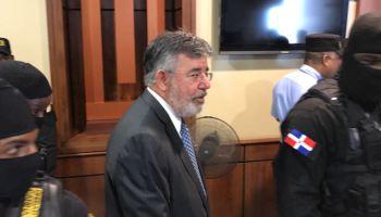 Díaz Rúa revela RD$35 mil MM en cuenta no eran suyos, sino del PLD