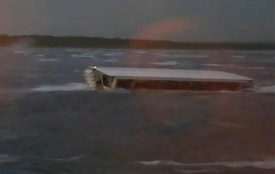 Tragedia en EE.UU. por naufragio de barco