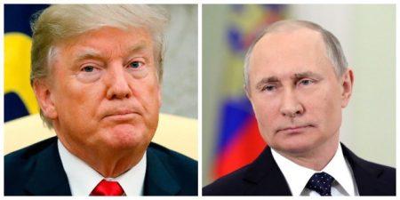 EEUU: Trump pedirá a Putin que no interfiera en elecciones legislativas