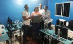 Instalan Escuela de Informática con capacitación gratuita en San Carlos