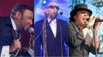 Víctor Manuelle, Vargas, Santos y Toño Rosario en el Latin Music Tours