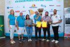Hurtado y Rodríguez conquistan Golf Classic