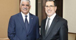 MARRUECOS: Canciller dominicano se reúne con el jefe del Gobierno