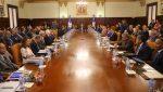 Presidente Medina encabeza reunión masiva con funcionarios