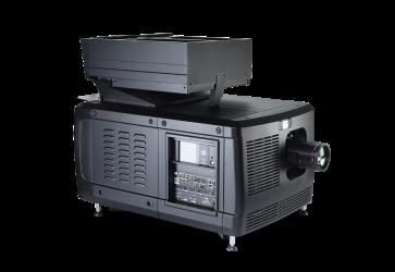 Anuncian primera sala cine con tecnología láser en el país