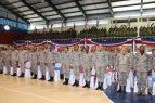 FARD gradua 527 estudiantes militares de diferentes cursos