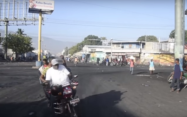 Haití vive segundo día de huelga de transporte tras violentas protestas