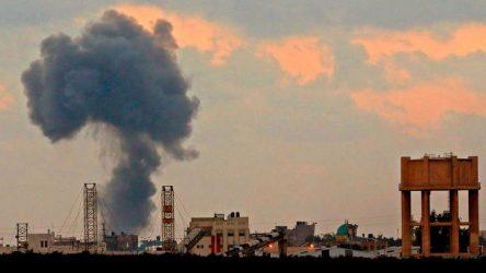 Hamás anuncia alto el fuego con Israel con mediación Egipto y ONU