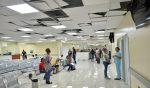 Dicen aguaceros mostraron fallos en hospitales recién reinaugurados