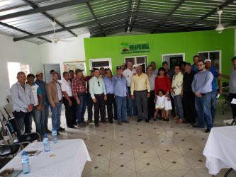 CONSTANZA: CONFENAGRO se propone incentivar producción de ajo