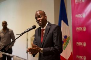 HAITI: Presidente J. Moise abre consulta para elegir primer ministro