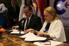 Zona Libre de Colón firma acuerdo con el Consejo Nacional de Zonas Francas de Exportación