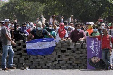 NICARAGUA: Crece la tensión; hay barricadas en distintas zonas