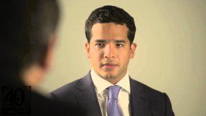 Omar Fernández afirma que será un legislador con una agenda clara