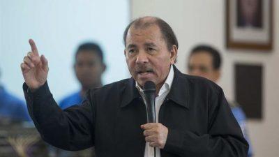 EEUU condena violencia en Nicaragua y pide a Ortega que celebre elecciones