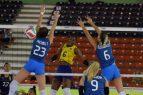 Colombia y Canadá ganan en Panamericano Voleibol