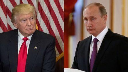 Donald Trump y Putin se reúnen entre investigaciones y tensiones