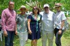 Acroarte celebra el Día de los Padres en Monte Plata