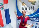 Otorgan dos premios internacionales a psiquiatra dominicana