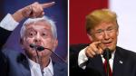EEUU: Trump estudia posibilidad de asistir posesión López Obrador