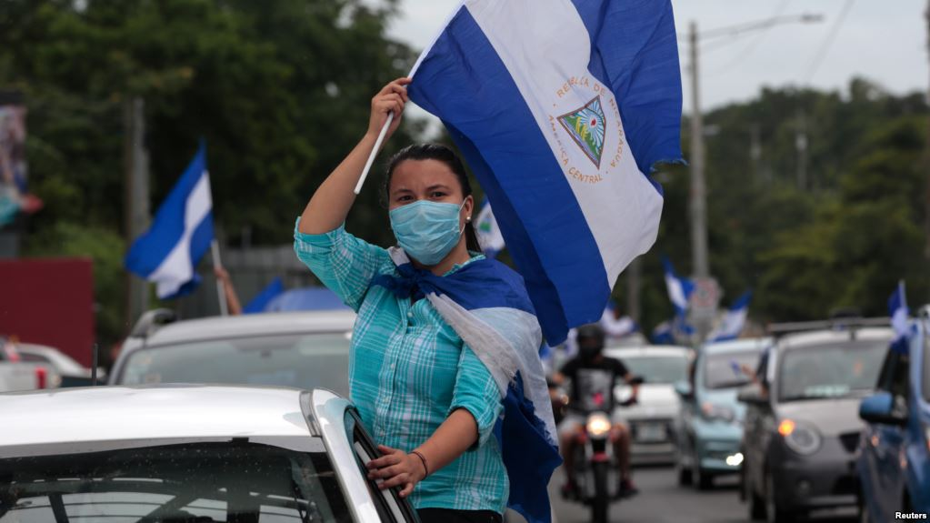 Ortega lanza un fuerte ataque contra la comunidad indígena de Monimbó